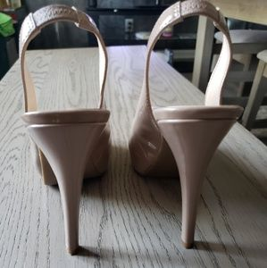 Guess Shoes - Guess slingback heels